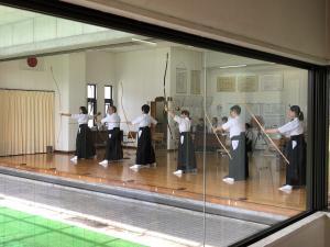 岩槻弓道大会1